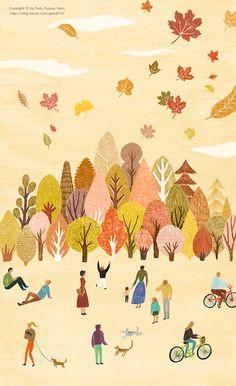 벌써 가을이네요.
