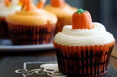 Weight Watchers Pumpkin Cupcakes