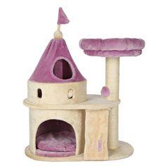 Found it at Wayfair - My Kitty Darling Castle http://www.wayfair.com/daily-sales/p/Pet-Clearance-My-Kitty-Darling-Castle~TXI1059~E16491.html?refid=SBP.rBAZEVS7G2qAvRUVe4W2AgRdvHSDPUd5gUaYxsJ92vE