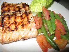Salmon with Quinoa Feta and Spinach | Recipe | Salmon, Feta and Quinoa