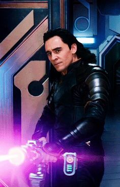 """My Galactic, gun slingin space cowboy may be pretty good with a gun...""""which is so easy anyone could do it""""... but, you outta see him with daggers!!! Just call him Doc Loki Holiday."""