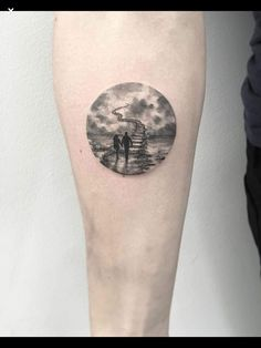 Eva Krbdk is a Turkish tattoo artist based in Istanbul; among many other amazing and creative tattoos, she decided doing miniature circle tattoos with Circle Tattoos, Forearm Tattoos, Body Art Tattoos, Small Tattoos, Sleeve Tattoos, Stairway To Heaven Tattoo, Montain Tattoo, Detailliertes Tattoo, Kreis Tattoo