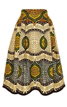 Madagascar Skirt by Lena Hoschek ~Latest African Fashion, African Prints, African fashion styles, African clothing, Nigerian style, Ghanaian fashion, African women dresses, African Bags, African shoes, Nigerian fashion, Ankara, Kitenge, Aso okè, Kenté, brocade. ~DKK
