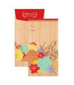 "Modern money envelope ""angpao"" design"