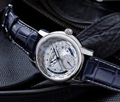Frédérique Constant the latest Manufacture Classic Worldtimer (1/4)
