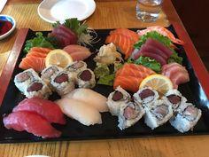 Sushi/Sashimi Platter for Two