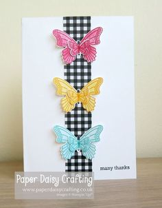Butterfly Gala by Stampin Up