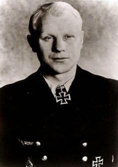 Kapitänleutnant (Wehrmacht) Fregattenkapitän (Bundeswehr) Johannes Friedrich Wilhelm ANHALT (28 March 1917 – 13 May 1979) Knight's Cross of the Iron Cross on 3 July 1944 as Kapitänleutnant and chief of the 4. Räumbootsflottille