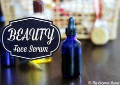 Beauty Face Serum Recipe – The Coconut Mama