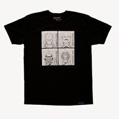 TMNT Villians Shirt