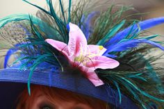I just really want to go to the Kentucky Derby...
