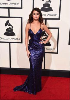 2016 Grammys Best Dressed: Selena Gomez