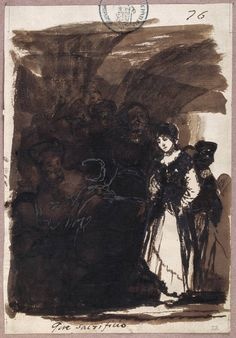 Goya en El Prado: Que sacrificio