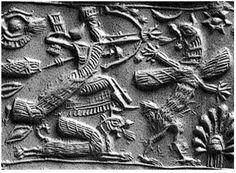 Marduk killed Tiamat