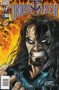 Undertaker Wrestling Superstars, Wrestling Wwe, Undertaker Dead, Wwe Roman Reigns, Best Book Covers, Wwe Wallpapers, Cool Books, Image Comics, Comic Covers