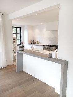 68 most popular scandinavian kitchen design ideas for 2019 55 - House - Kitchen Interior, Home Interior Design, Interior Stylist, Küchen Design, House Design, Design Ideas, Kitchen Dinning, Bar Kitchen, Kitchen Rustic