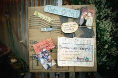 A Purple, Blue & Gray Handmade Wedding at Lone Hawk Farm Outside Boulder, Colorado - Fab You Bliss