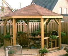 Prieel cotswold actie prieel prieel met shutters elegant prieel uniek prieel - Prieel tuin ...