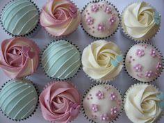 #2dayslook Indian Weddings Inspirations. Pink wedding cupcakes. Repinned by #indianweddingsmag #bakery indianweddingsmag.com
