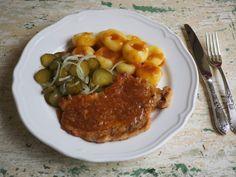 Risotto, Steak, Pork, Ethnic Recipes, Food Dinners, Kale Stir Fry, Steaks, Pork Chops