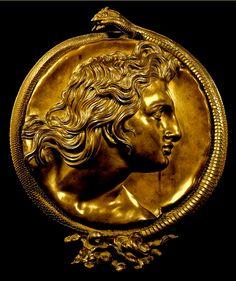 ALEXANDER LA GREATVincenzo Gemito, italiano, bronce