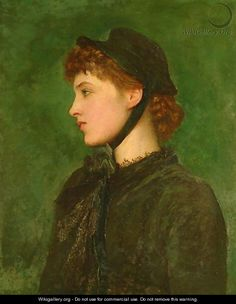 Mrs Langtry, 1879 - George Frederick Watts