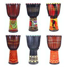 9 Best African drum images in 2018 | Drum craft, African