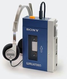 Sony Walkman TPS-L2. The original Walkman portable cassette player, released July 1, 1979. Vintage audio   .....................................Please save this pin.   ............................................................. Click on the following link!.. http://www.ebay.com/usr/prestige_online