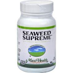 Maxi Health Seaweed Supreme - 60 Maxi Caps