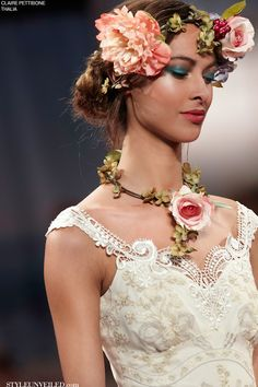 Thalia by Claire Pettibone from the Earthly Paradise Collection