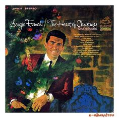Artist: Sergio Franchi Title Of Album: The Heart of Christmas (Cuor' di Natale) Year Of Release: 1965 Label: RCA Genre: Vocal . Jazz Music, Silent Night, Vintage Christmas, First Love, Things To Come, Graphic Design, Artist, Movie Posters, Albums