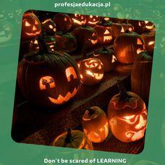 Przed nami straszna noc #Halloween! My radzimy jednak pozbyć się strachu czy obaw i już dziś podjąć się nauki w #Szkole #ProfesjaEdukacja !