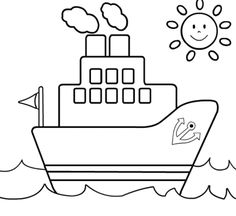 Image Result For Coloring Page Sawah