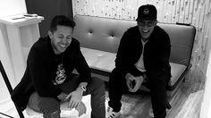 Daddy Yankee imita y vacila a De la Ghetto