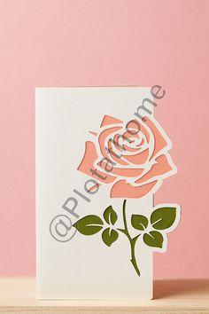 Side-edge card oftewel 'kaart met een randje'