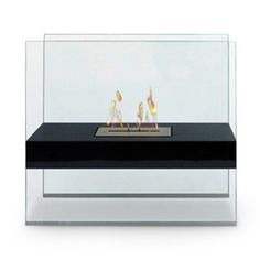While traditional fireplaces let you watch the magical dancing flames from only one side, the Anywhere Fireplace Madison Indoor / Outdoor Fireplace. Find Furniture, Furniture Decor, Modern Furniture, Traditional Fireplace, Modern Fireplace, American Home Design, Indoor Outdoor Fireplaces, Floating Nightstand, Modern Decor