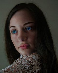 Hyper realistic oil painting by Italian artist Marco Grassi