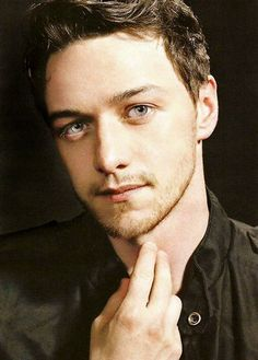 James McAvoy. Nothing could make him more perfect. Oh, wait, HE'S BRITISH!