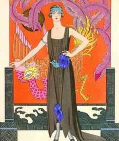 Period Art for Period Homes. Fine Art Reproduction & Luxury Portraits - Art Deco Paintings