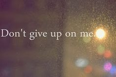 I`m not giving up on you.You pissing me off on giving up on me Words Quotes, Me Quotes, Funny Quotes, Sayings, You Gave Up, Just For You, Told You So, Don't Give Up, Never Give Up
