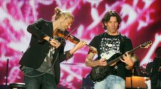 star geiger david garrett hat im april 2012 bei seiner crossover tour ...