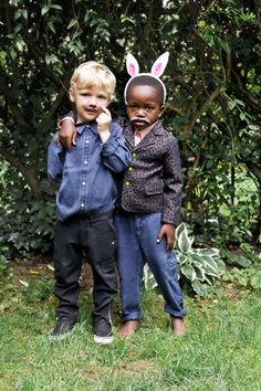 """Opening Ceremony's first kidswear collection designed in partnership with Hong Kong-based kids' brand """"A for Apple"""""""