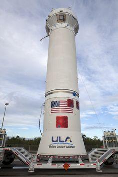 Photos: Atlas 5 rocket assembled to launch the S.S. John Glenn – Spaceflight Now