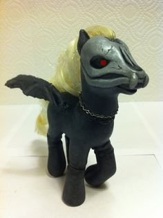 This is Death Pony from Robot Chicken, if you have not seen I recommend watching!
