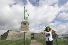 Statue of Liberty reopens as US salutes July 4th