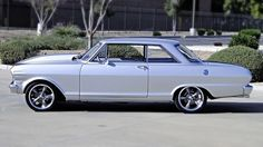 1964 chevy II nova Maintenance/restoration of old/vintage vehicles: the material for new cogs/casters/gears/pads could be cast polyamide which I (Cast polyamide) can produce. My contact: tatjana.alic@windowslive.com