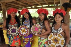 Panama Music Culture | Embera indigenous experience (day or overnight)!