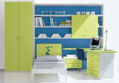 I like the accent color against the blue. Might have to do this in teal and orange (my son's fav colors)