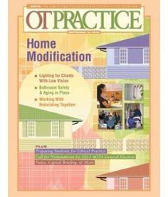 OT Practice September 10 Issue http://www.aota.org/Pubs/OTP.aspx