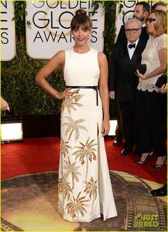 Rashida Jones - Golden Globes 2014 Red Carpet   2014 Golden Globes, Rashida Jones Photos   Just Jared